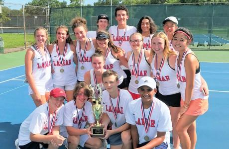 Lamar Varsity Tennis
