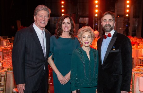 The Margaret Alkek Williams Jubilee of Dance Onstage Dinner