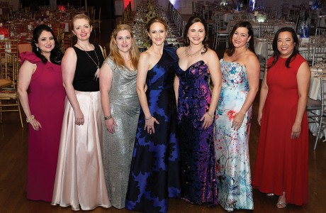 Junior League's Fire and Ice charity ball