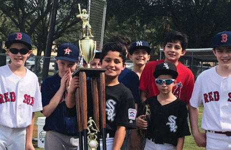 Bellaire Little League home run derby
