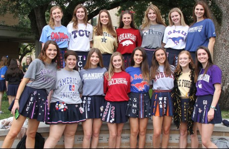 Episcopal senior girls