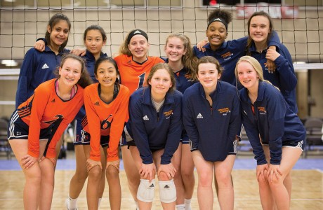 Houston Juniors 14 – Molten South volleyball team
