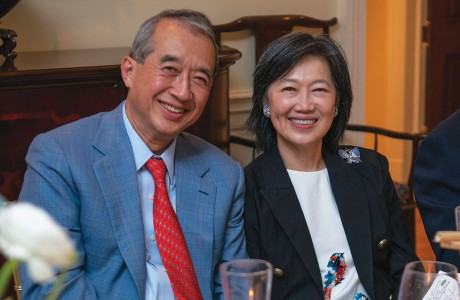 Anne and Albert Chao