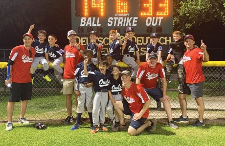 Bellaire Little League's Rice Owls