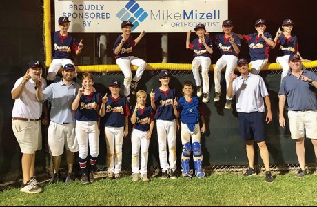 Post Oak Little League Braves