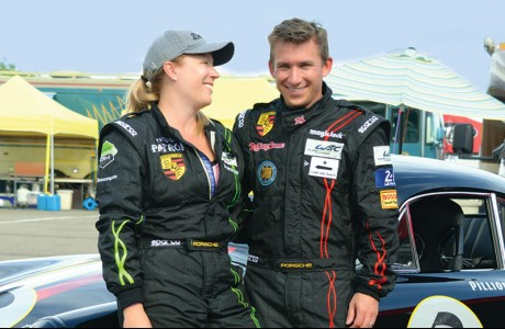 Marcus and Jennifer Pillion