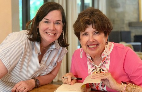 Cindy Burnett, Mary Kay Andrews