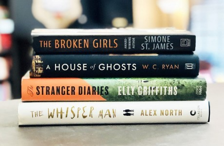 Scary reads for Halloween