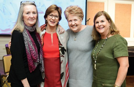 Kathy Yoeman, Stephanie Tucker, Dorothy Strauss, Alden Womack