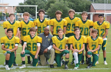 St. Vincent de Paul football team