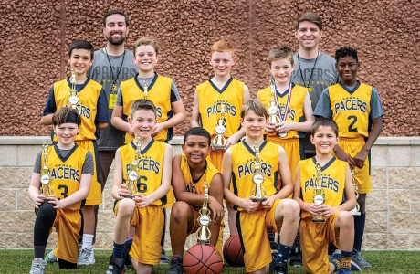 10U National League Pacers