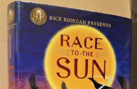 Rebecca Roanhorse's Race to the Sun