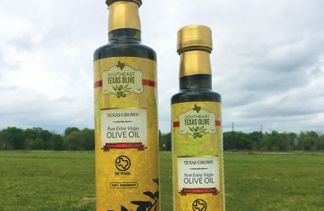 ORGANIC TEXAS OLIVE OIL