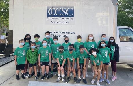 Condit fifth graders