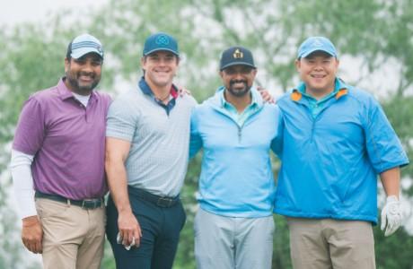 Nipul Patel, Robert Fullick, Raj Guharoy, Jeffrey Chen
