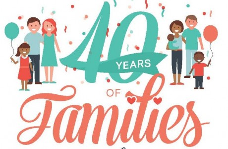 Forty Years of Families Luncheon