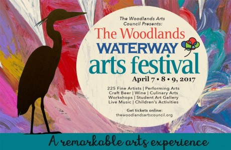 Woodlands Waterway Art Festival