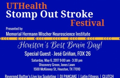 UTHealth Stomp Out Stroke Festival