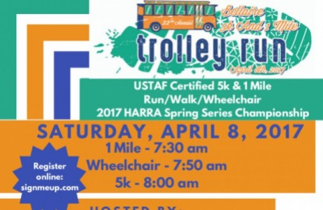 The Bellaire Trolley Run