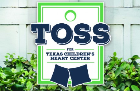 The 5th annual Toss for Texas Children's Heart Center