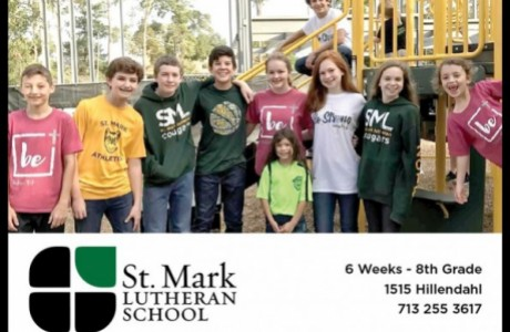 St. Mark Lutheran School Prospective Family Preview