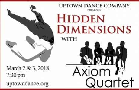 Hidden Dimensions with Axiom Quartet