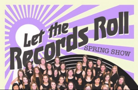 Memorial Markettes Spring Show: Let the Records Roll