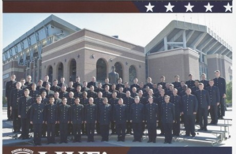 Texas A&M Singing Cadets in Concert