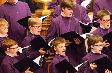 Canterbury Cathedral Choir in Concert