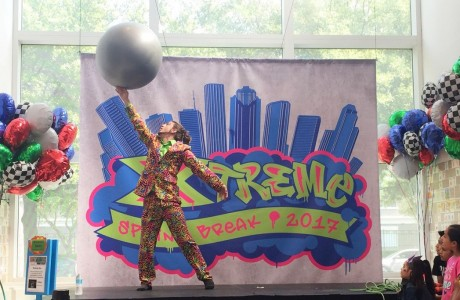 XTreme Spring Break at the Children's Museum of Houston