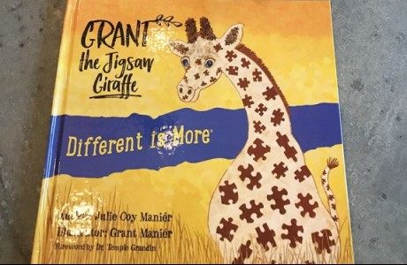 The Jigsaw Giraffe