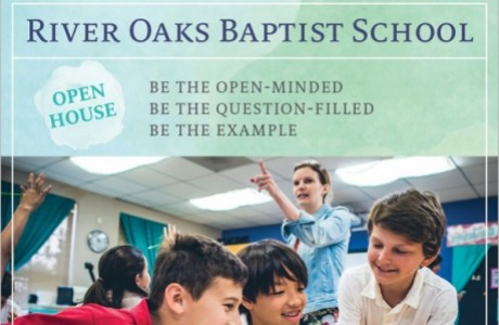 River Oaks Baptist School Open House