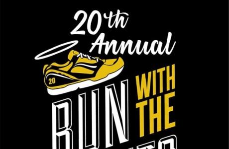 """20th Annual Lauren Lockard Memorial """"Run with the Saints"""""""