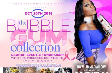 The Bubble Gum Collection Launch Event & Fundraiser