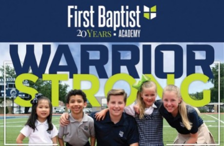 First Baptist Academy Open House