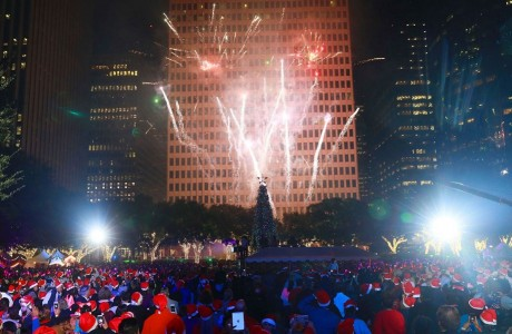 99th Annual Mayor's Holiday Celebration and Tree Lighting