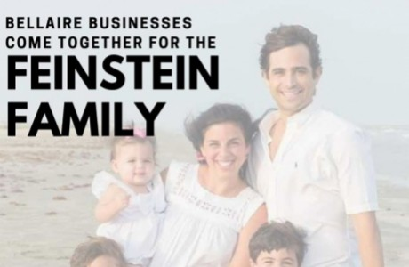 Bellaire Businesses' Fundraisers for the Feinstein Family