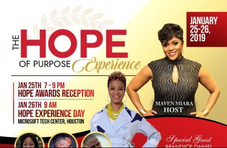 The Hope of Purpose Experience
