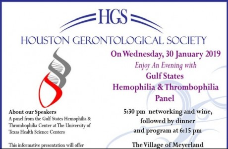 An Evening with Hemophilia & Thrombophilia Panel
