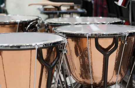 Percussion Ensembles I & II