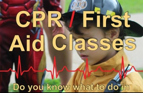 CPR and First Aid Classes at Rice University