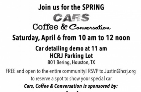 Cars, Coffee and Conversation