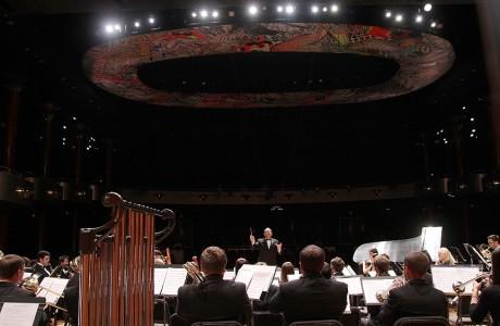 Chamber Winds, Wind Ensemble