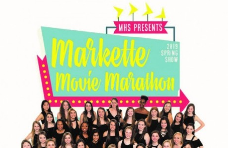 MHS Markettes Spring Show