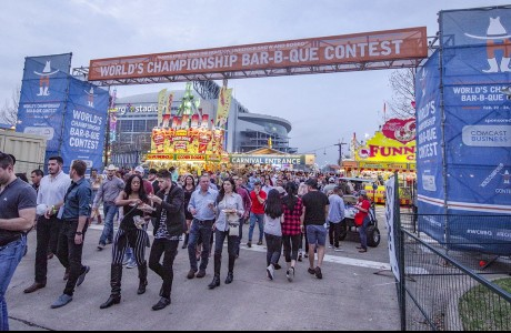 World's Championship Bar-B-Que Contest