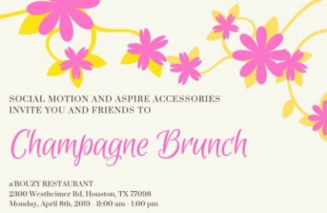 Social Motion Skills' Champagne Brunch