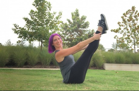 Pilates in the Park with Pure Body Studio