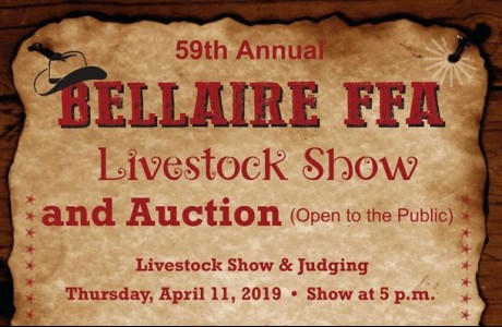 59th Annual Bellaire FFA and Livestock Show