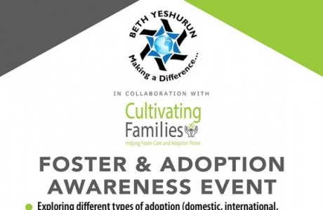 Foster & Adoption Awareness Event