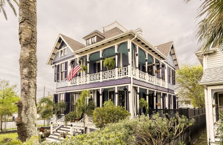 The Galveston Historic Homes Tour